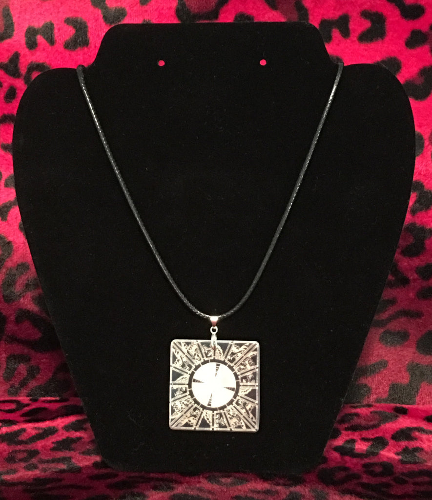 Lament Configuration Mother of Pearl Necklace