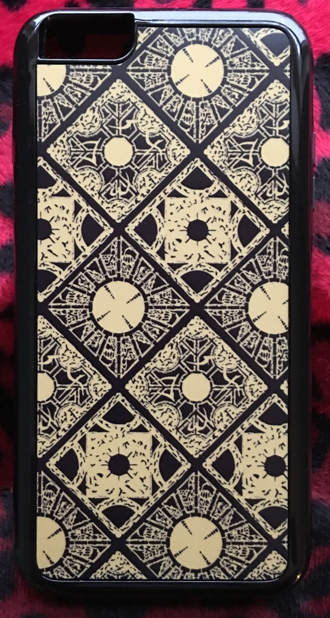 Hellraiser Lament Configuration iPhone 6+/6S+ Case