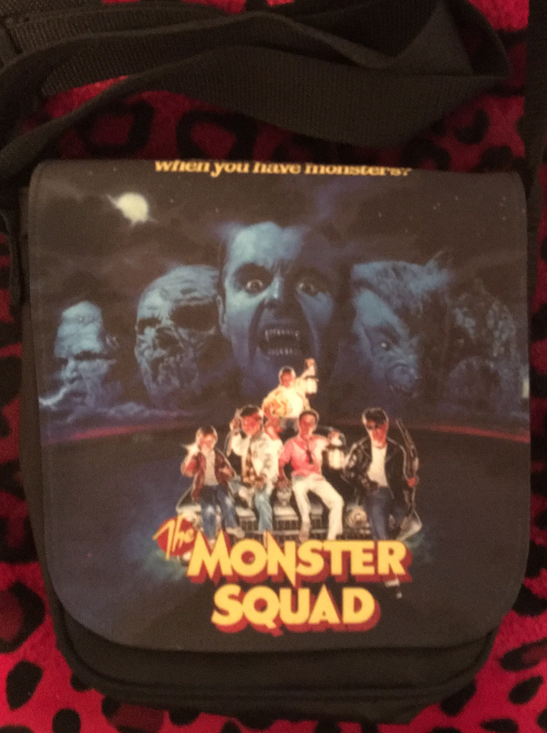 Monster Squad, The Small Bag