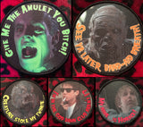 Monster Squad Circle Patch Collection