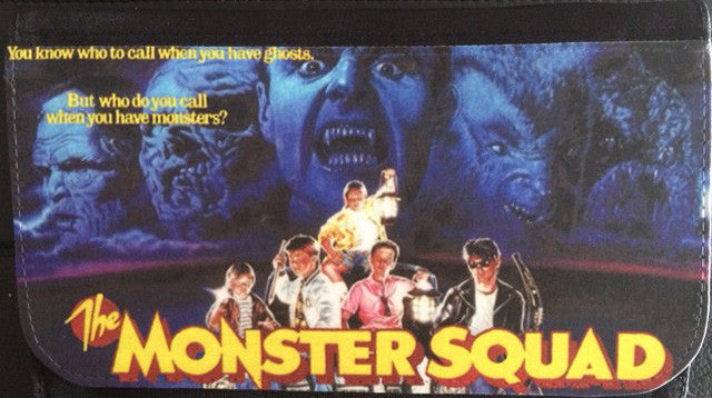 The Monster Squad Wallet