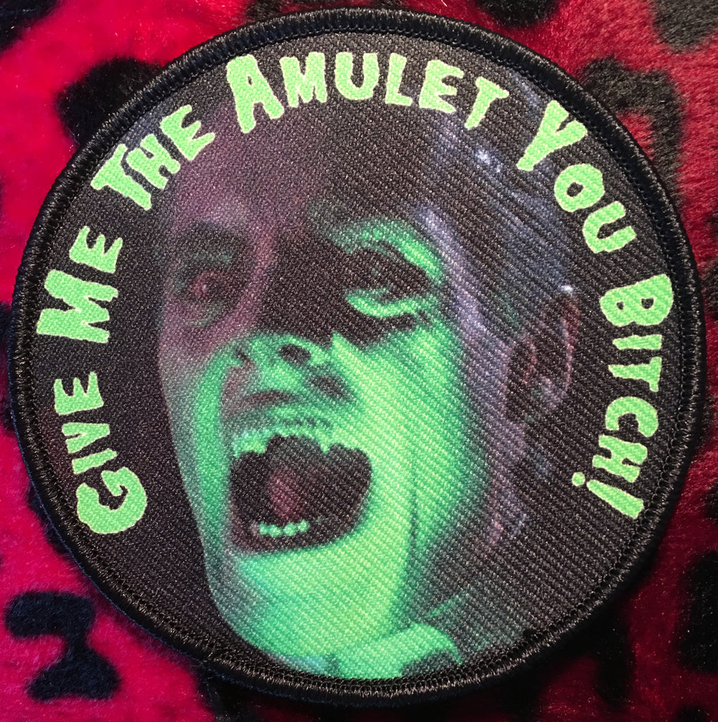 Monster Squad Dracula Patch