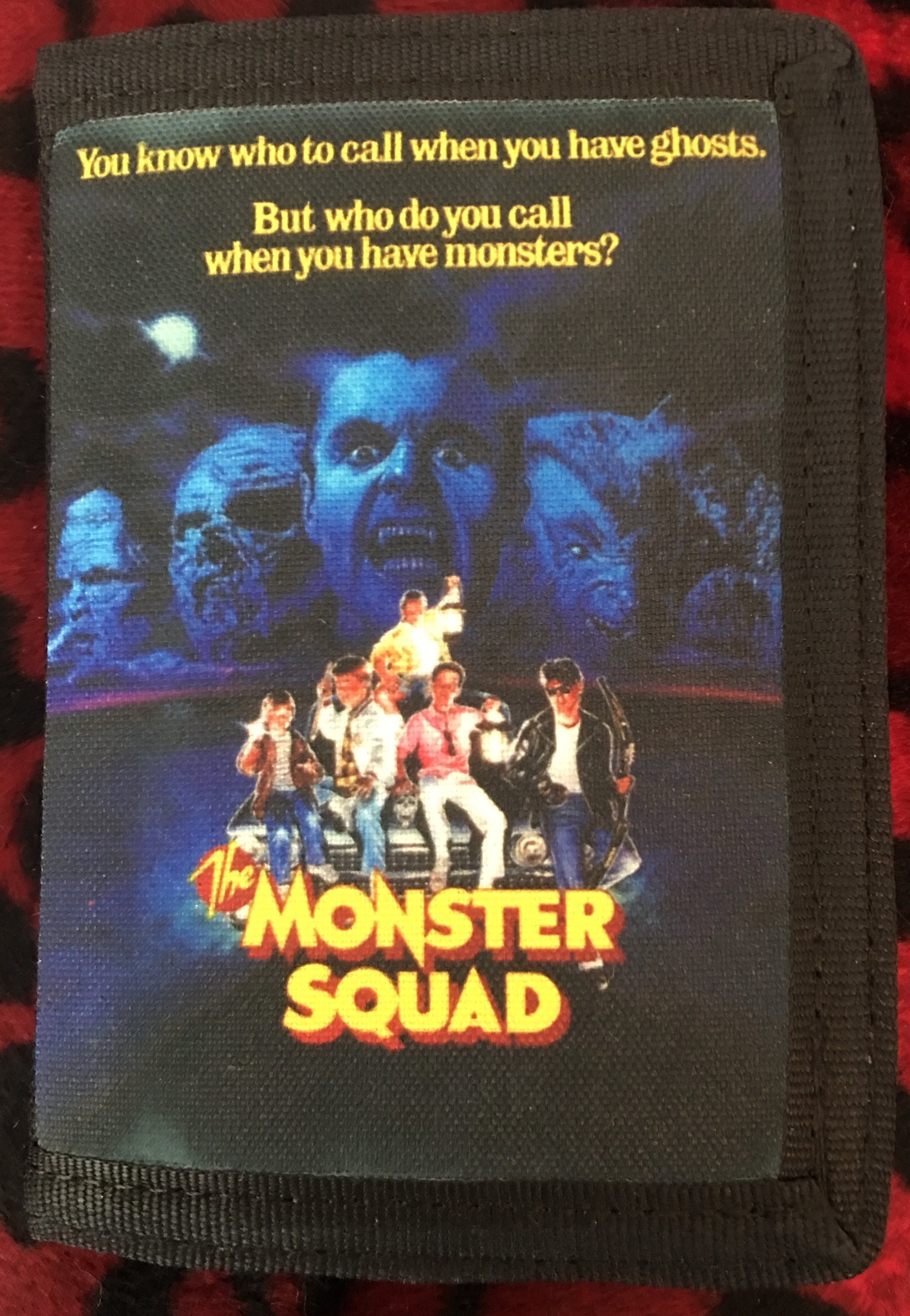 Monster Squad, The Canvas Wallet