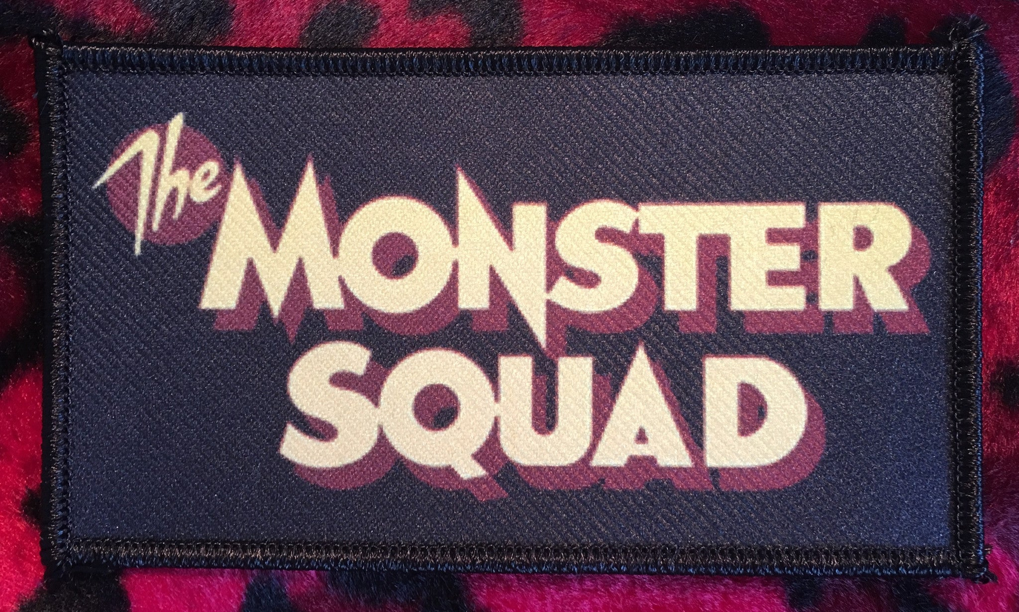 The Monster Squad Patch
