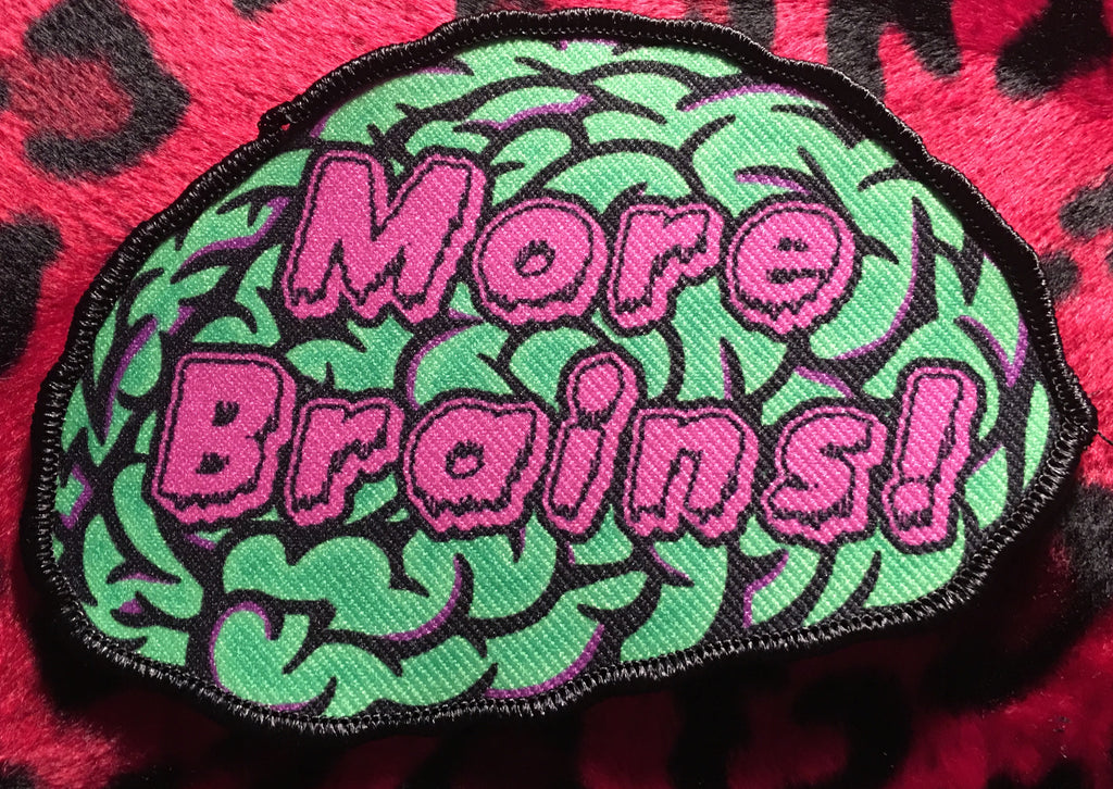 More Brains! Patch
