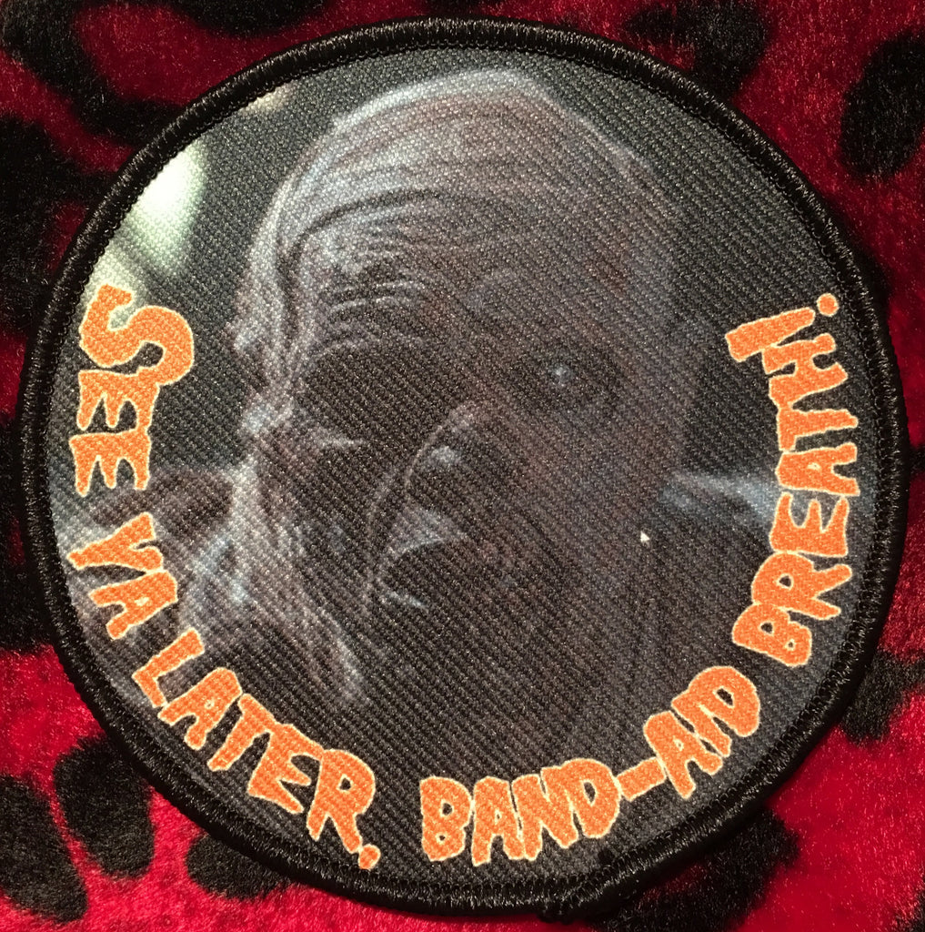 Monster Squad Mummy Patch