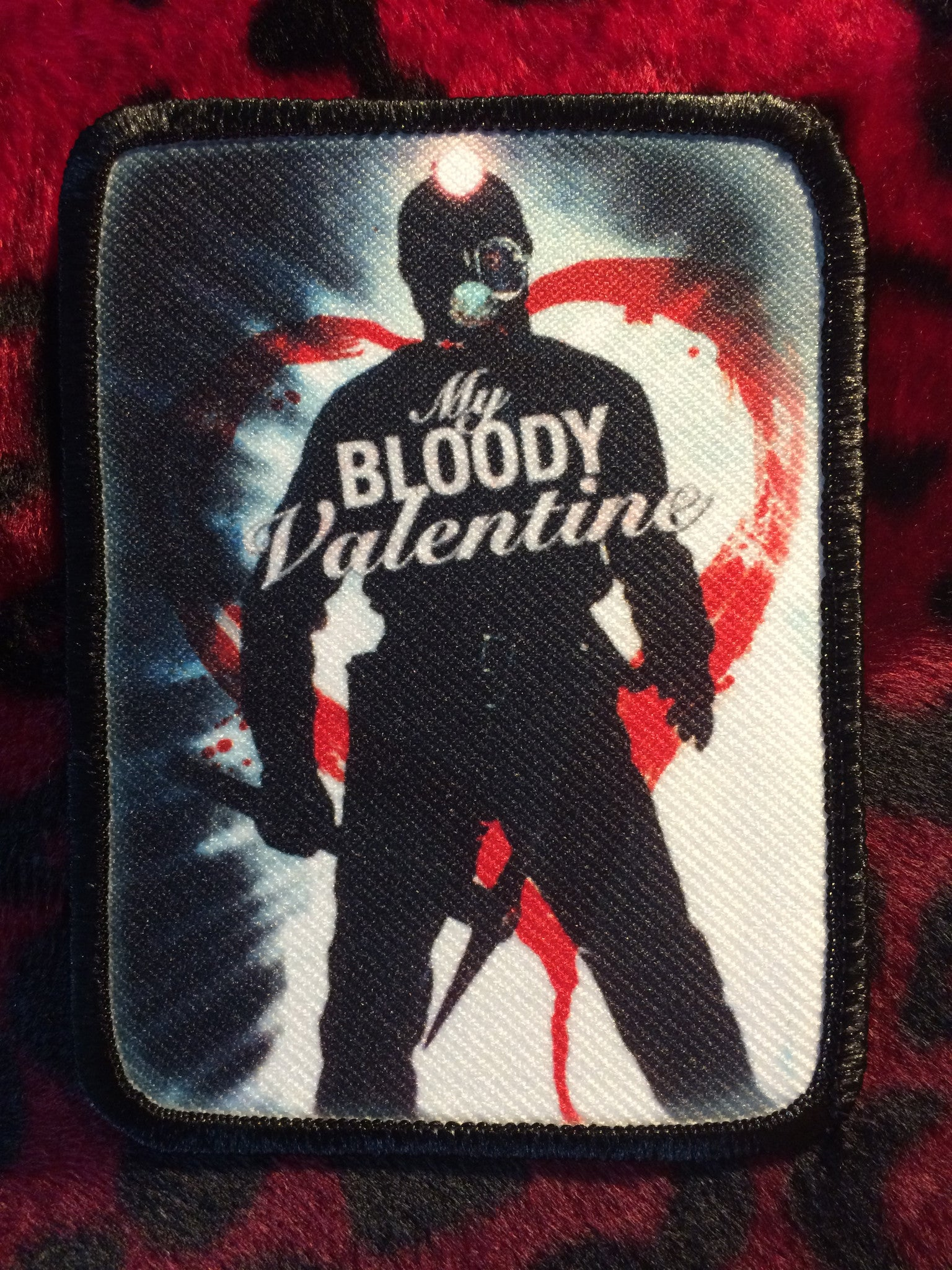 My Bloody Valentine Style B Patch