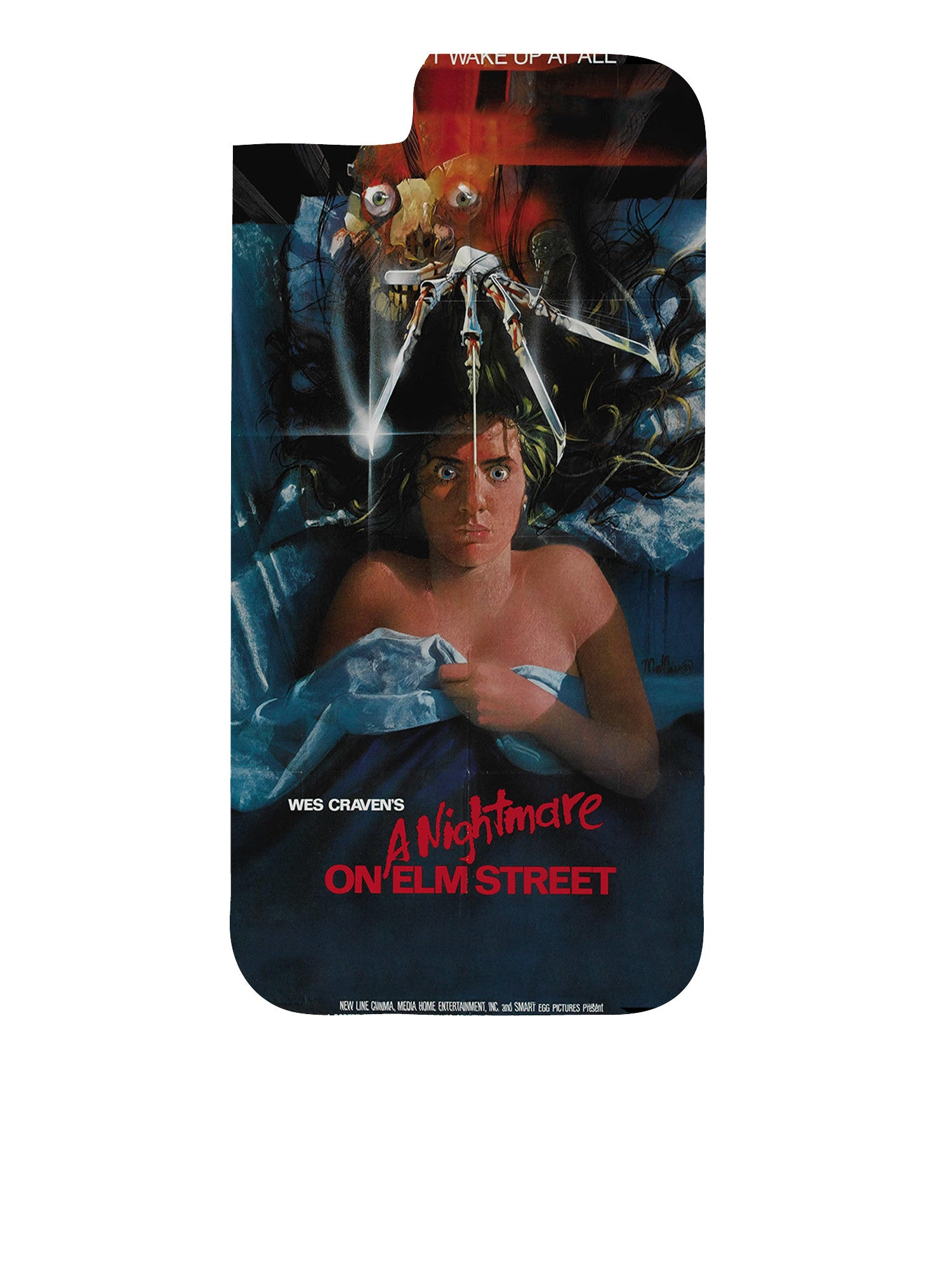 A Nightmare on Elm Street iPhone 5C Case