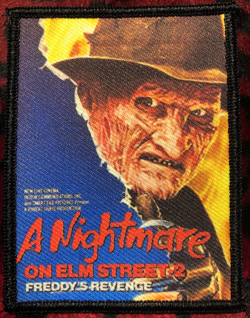 A Nightmare on Elm Street 2 Freddy's Revenge Patch