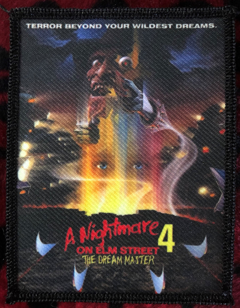 A Nightmare on Elm Street 4 The Dream Master Patch