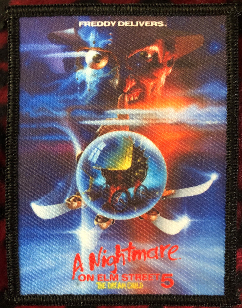 A Nightmare on Elm Street 5 The Dream Child Patch