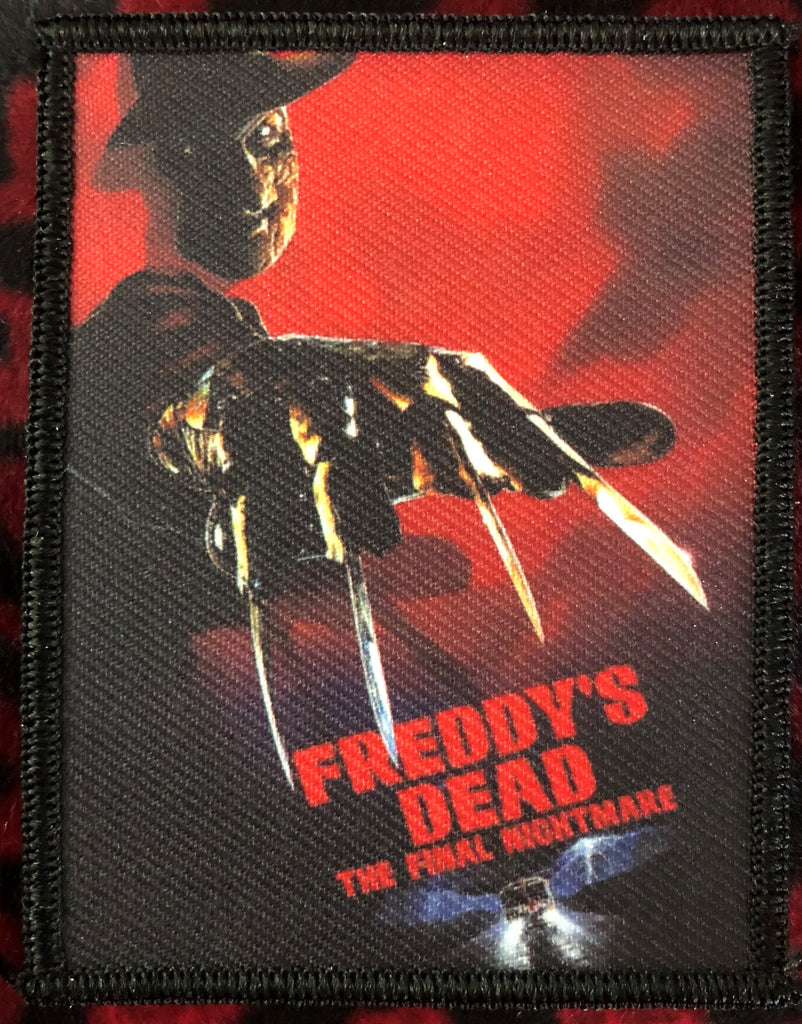 A Nightmare on Elm Street 6 Freddy's Dead Patch