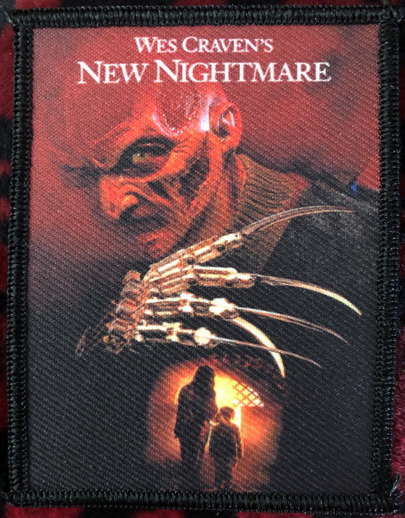 A Nightmare on Elm Street 7 New Nightmare Patch