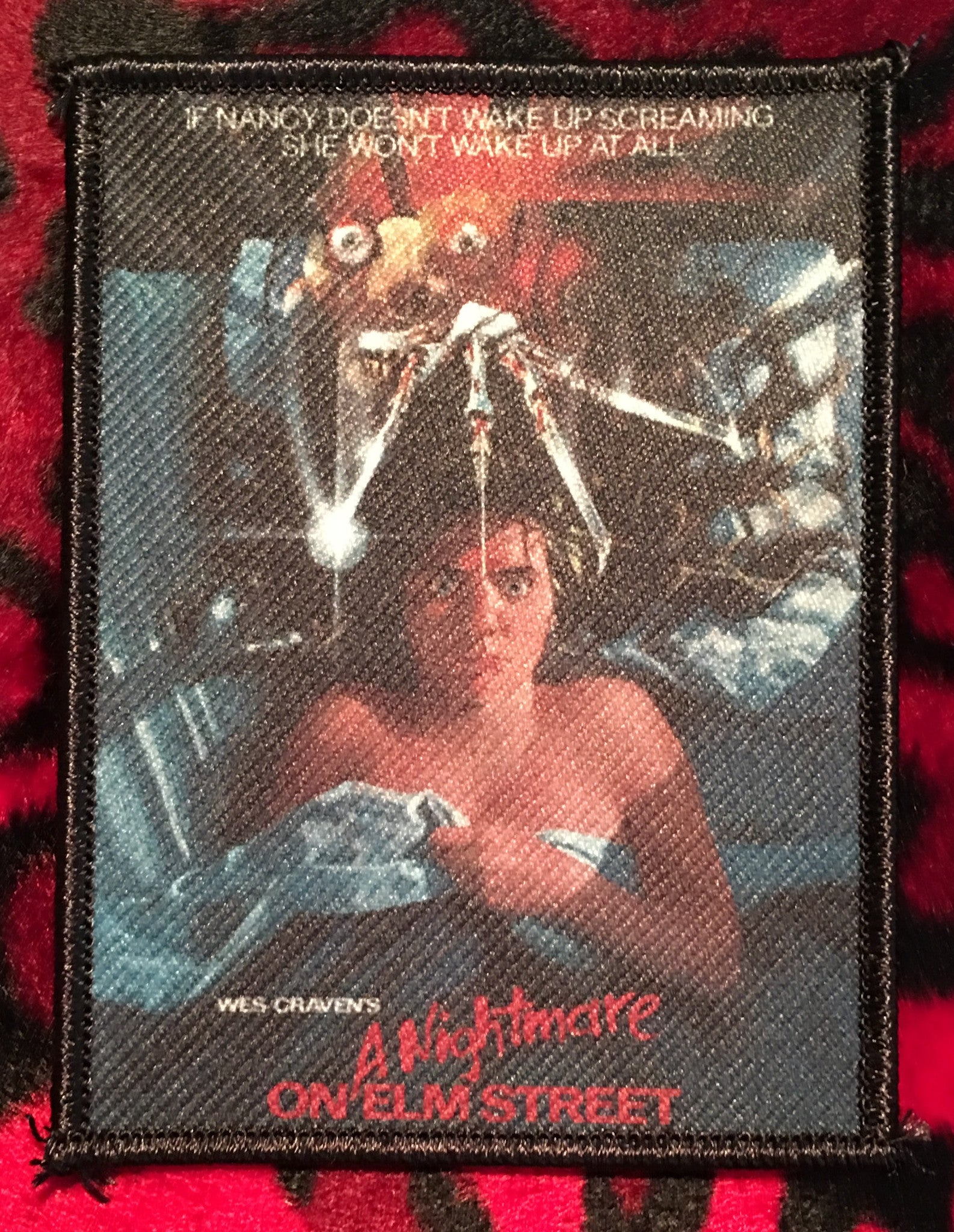 A Nightmare On Elm Street Patch