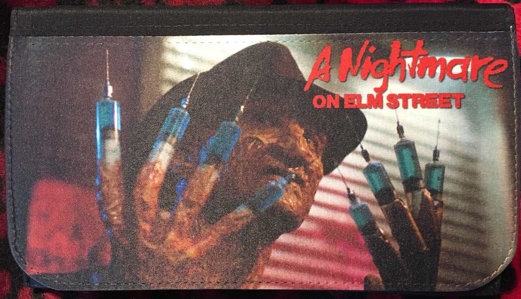 A Nightmare on Elm Street Wallet