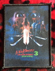 A Nightmare On Elm Street 3 Dream Warriors Patch