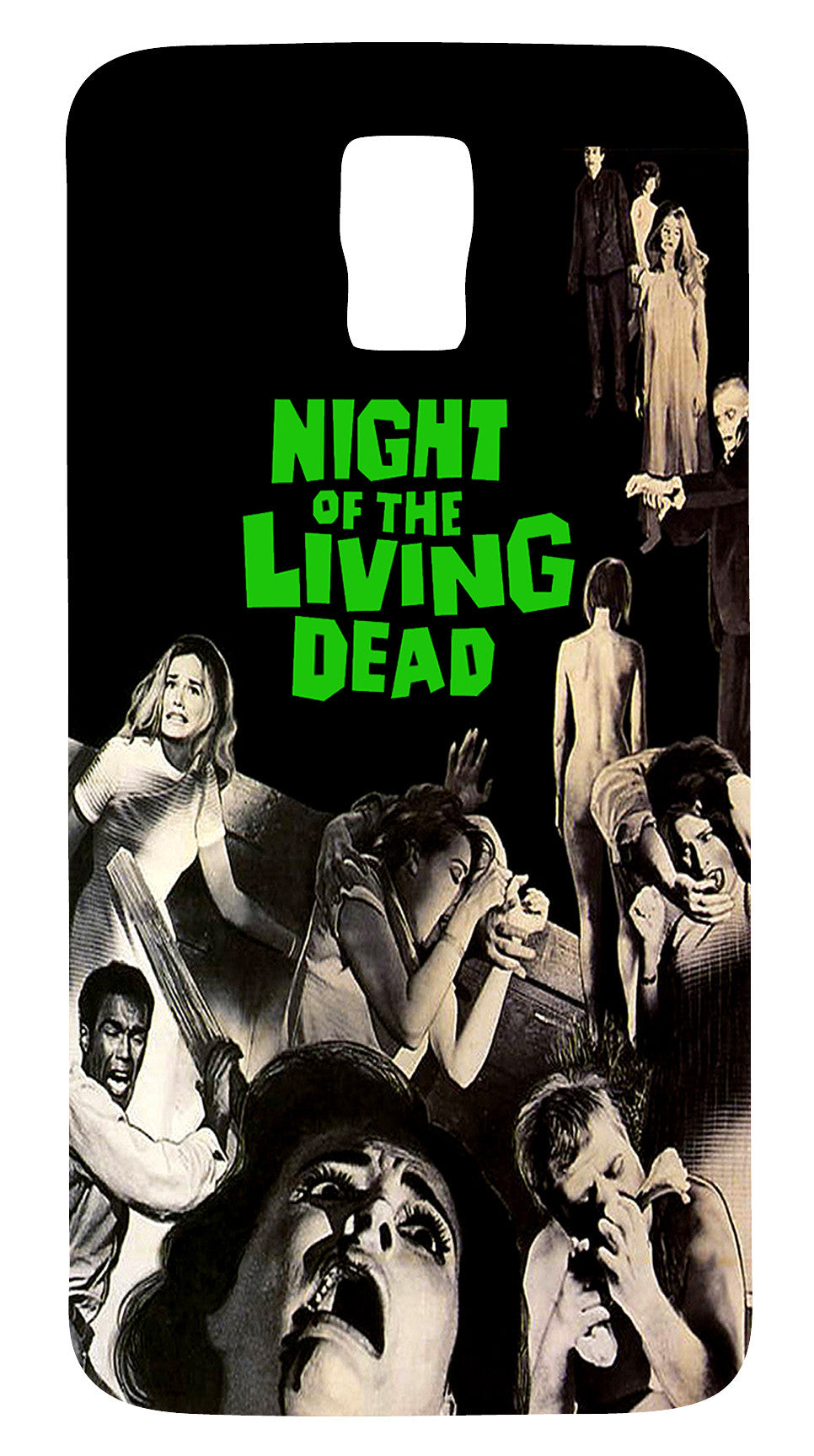 Night of the Living Dead S5 Phone Case