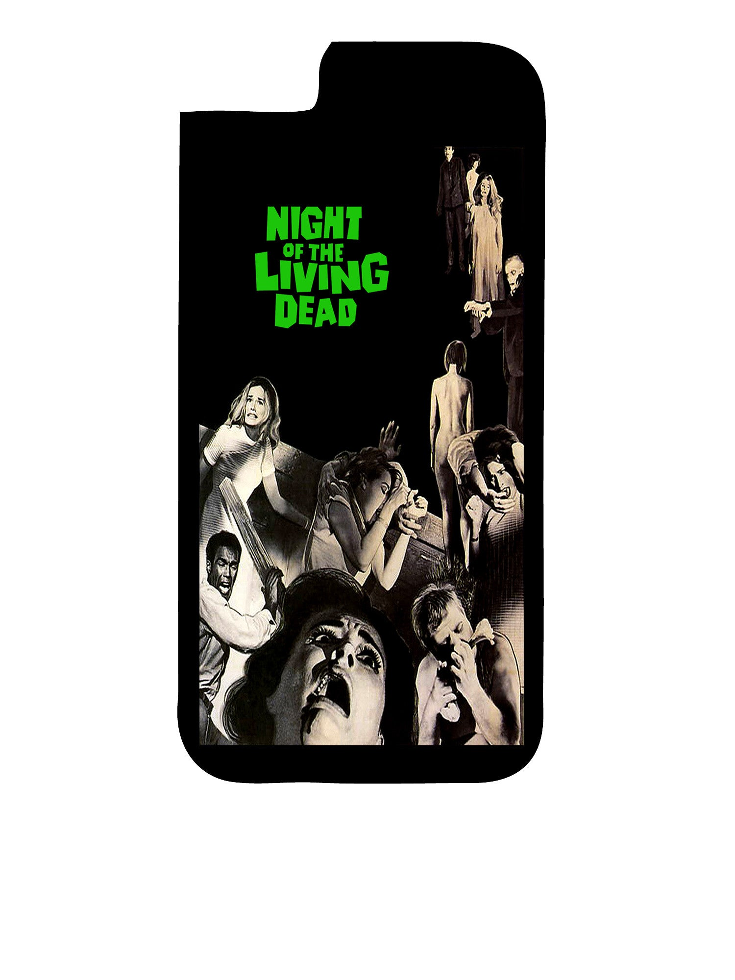 Night of the Living Dead iPhone 5C Case