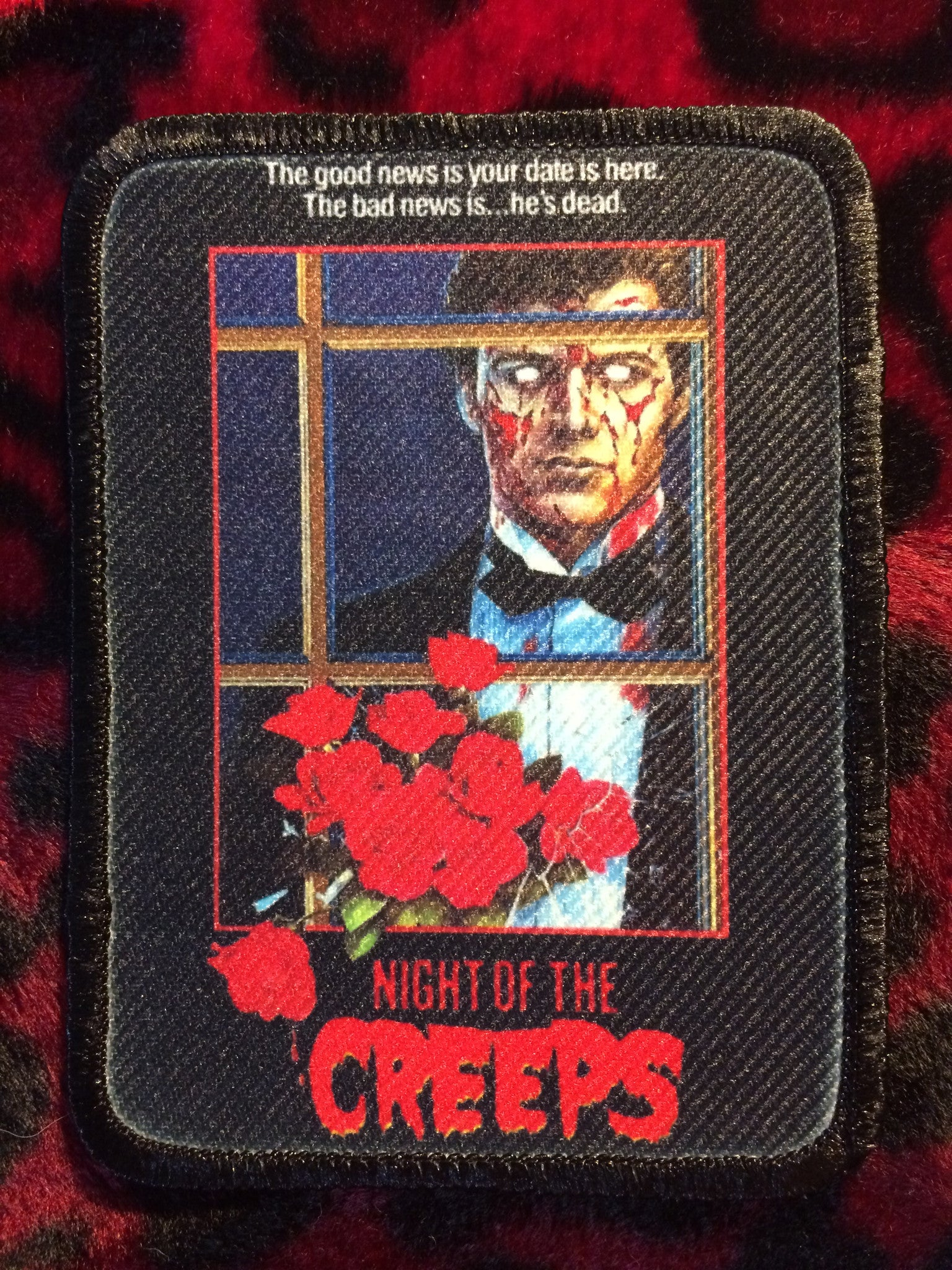 Night of the Creeps Patch
