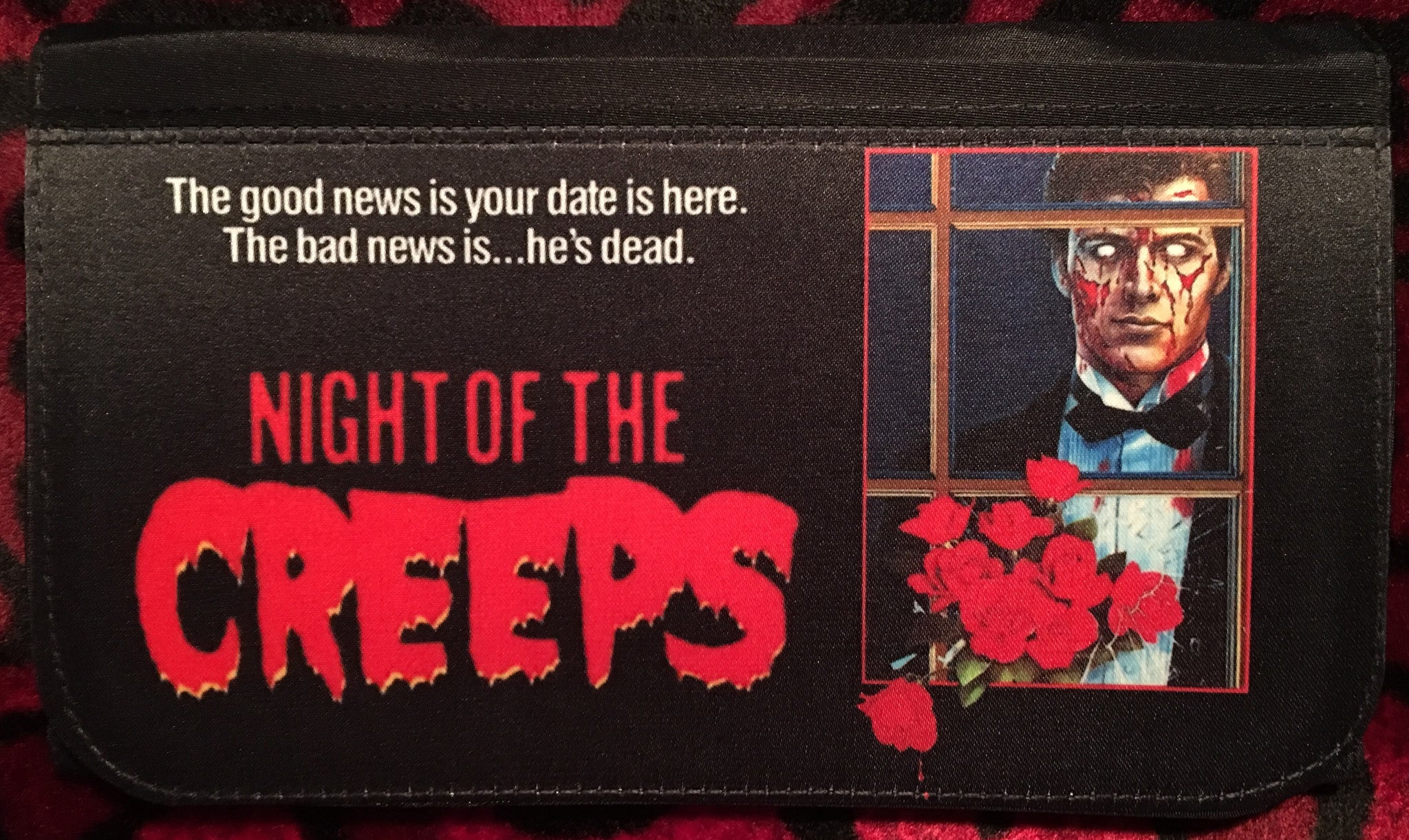 Night of the Creeps Wallet