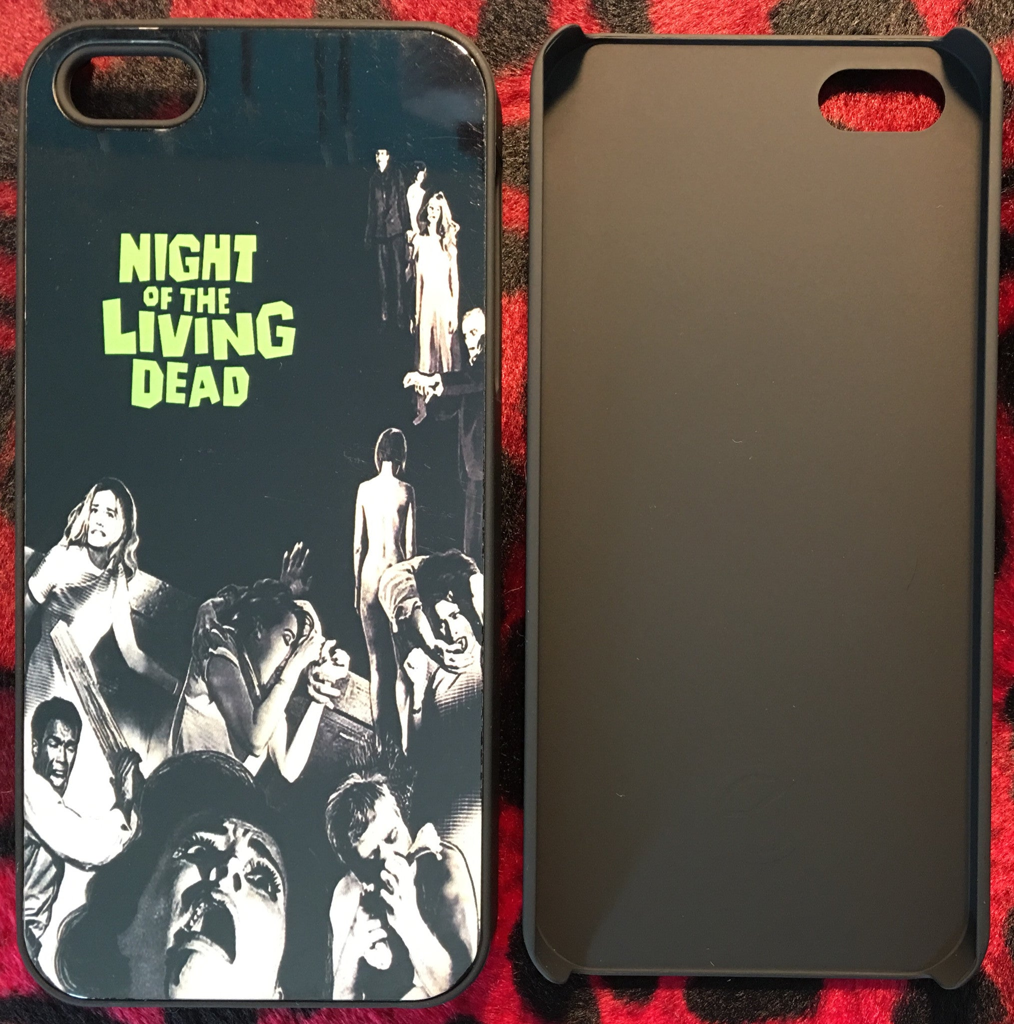 Night of the Living Dead iPhone 5/5S Case