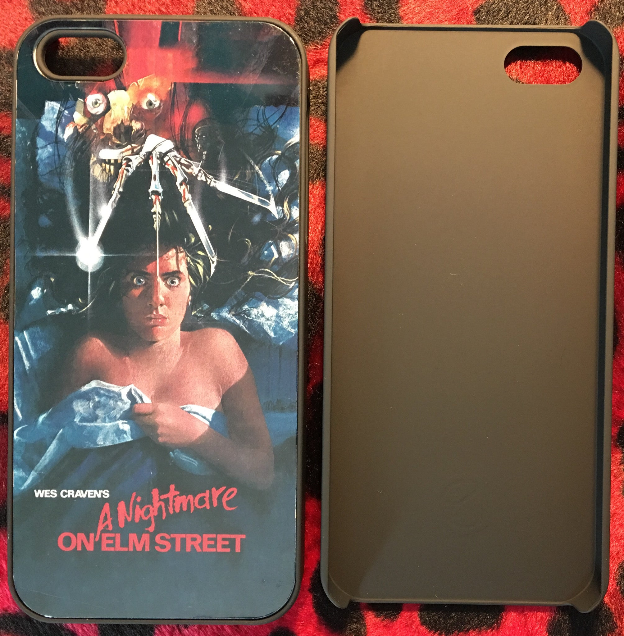 A Nightmare on Elm Street iPhone 5/5S Case
