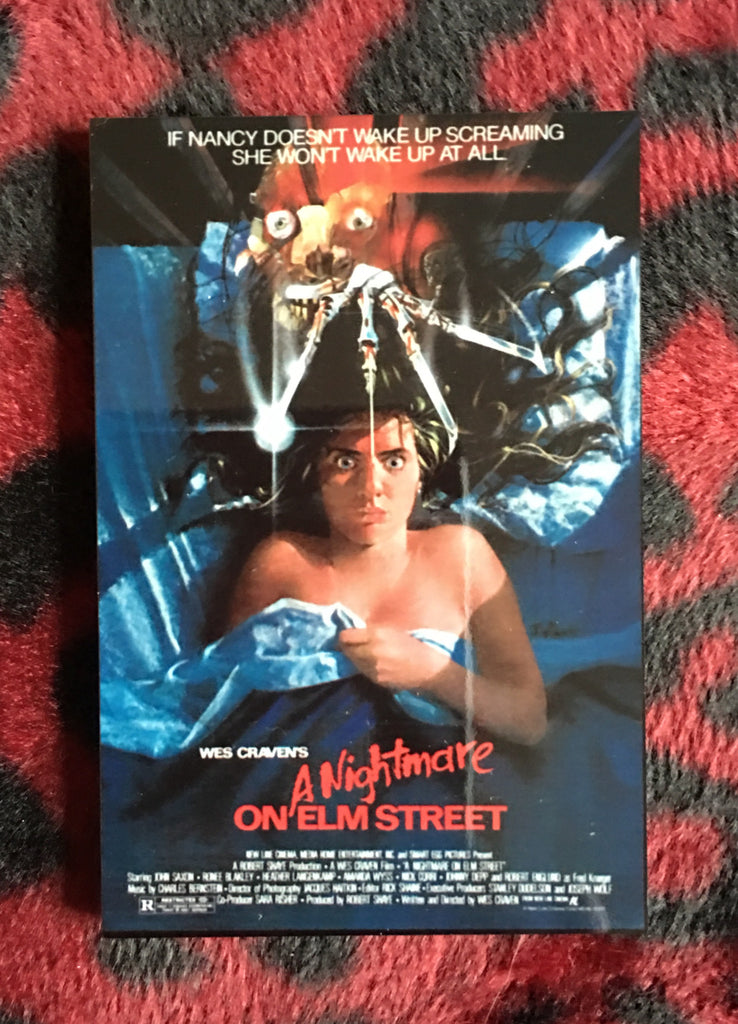 A Nightmare on Elm Street Magnet