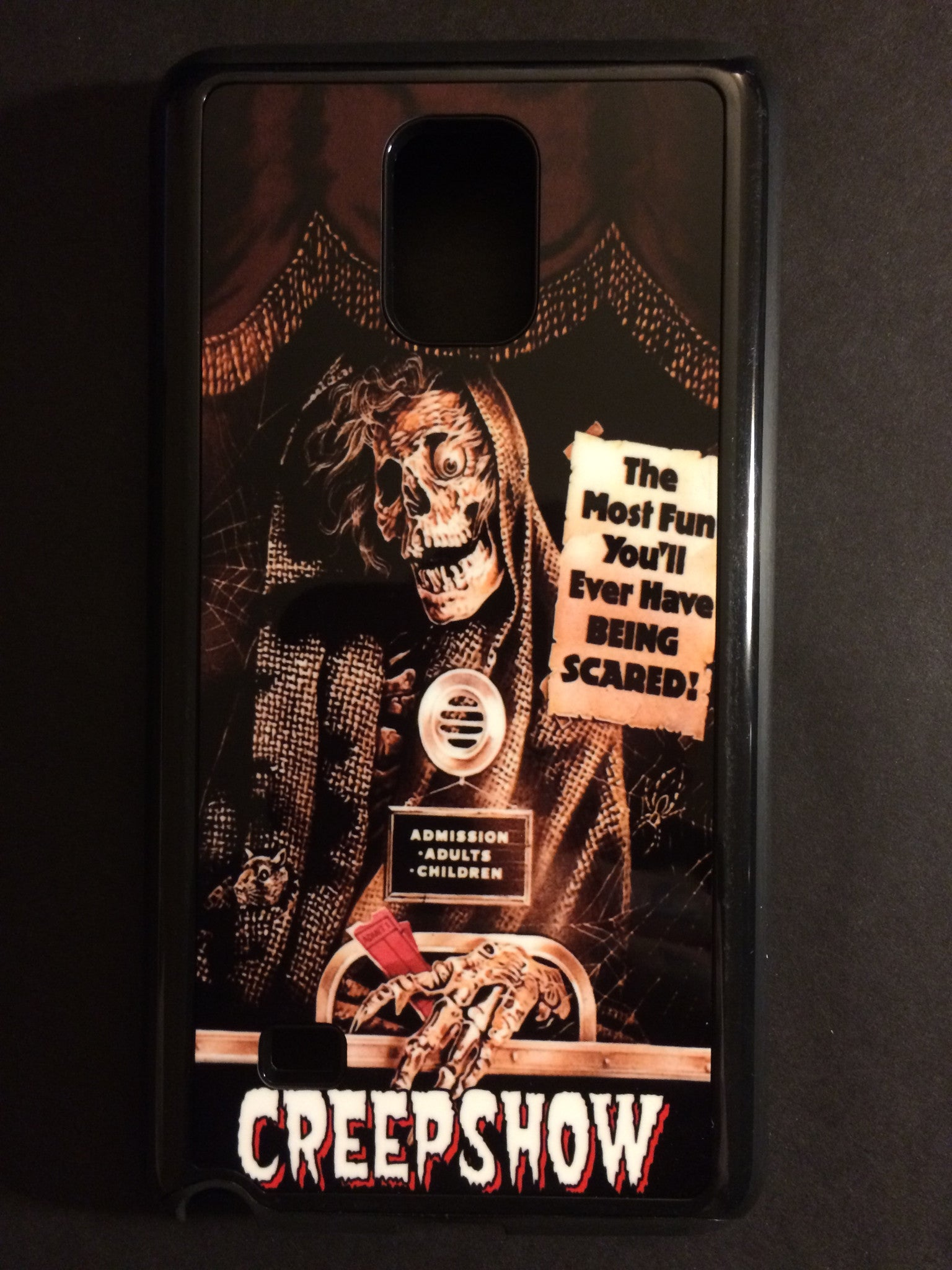 Creepshow Note 4 Phone Case