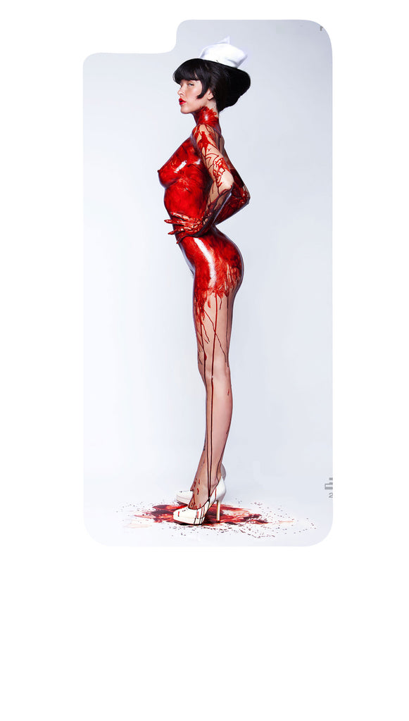 Nurse 3D iPhone 6+/6S+ Case