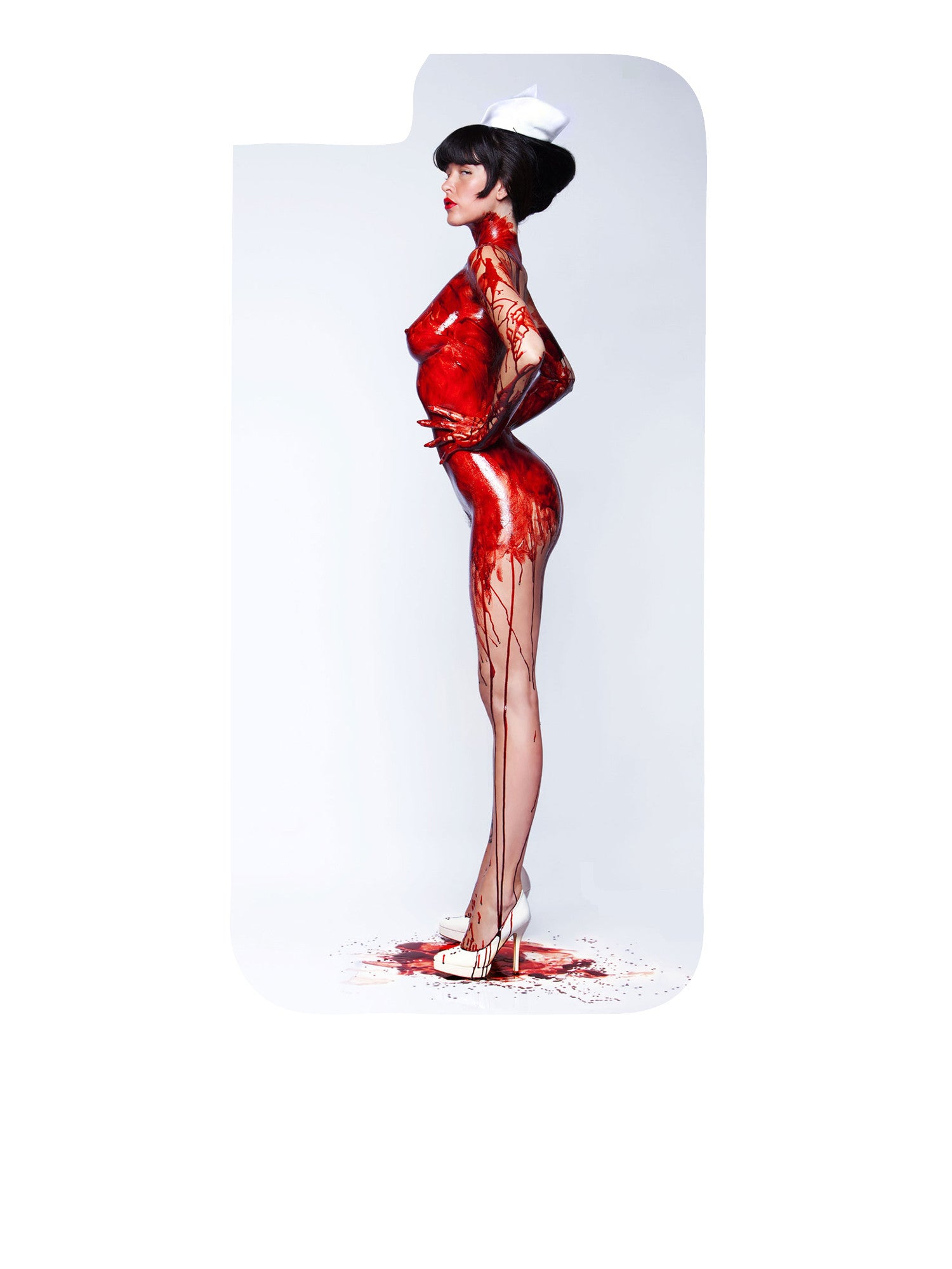 Nurse 3D iPhone 5C Case