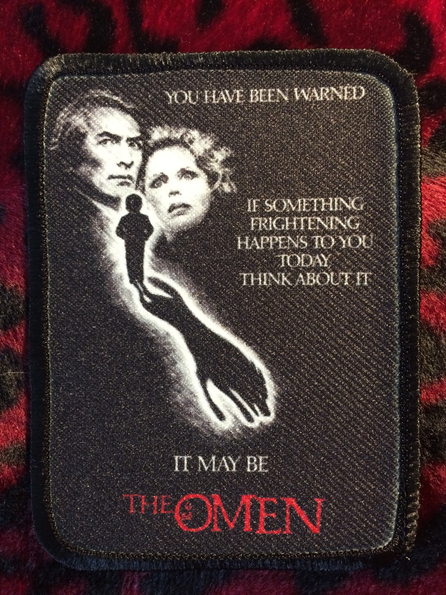 The Omen Patch