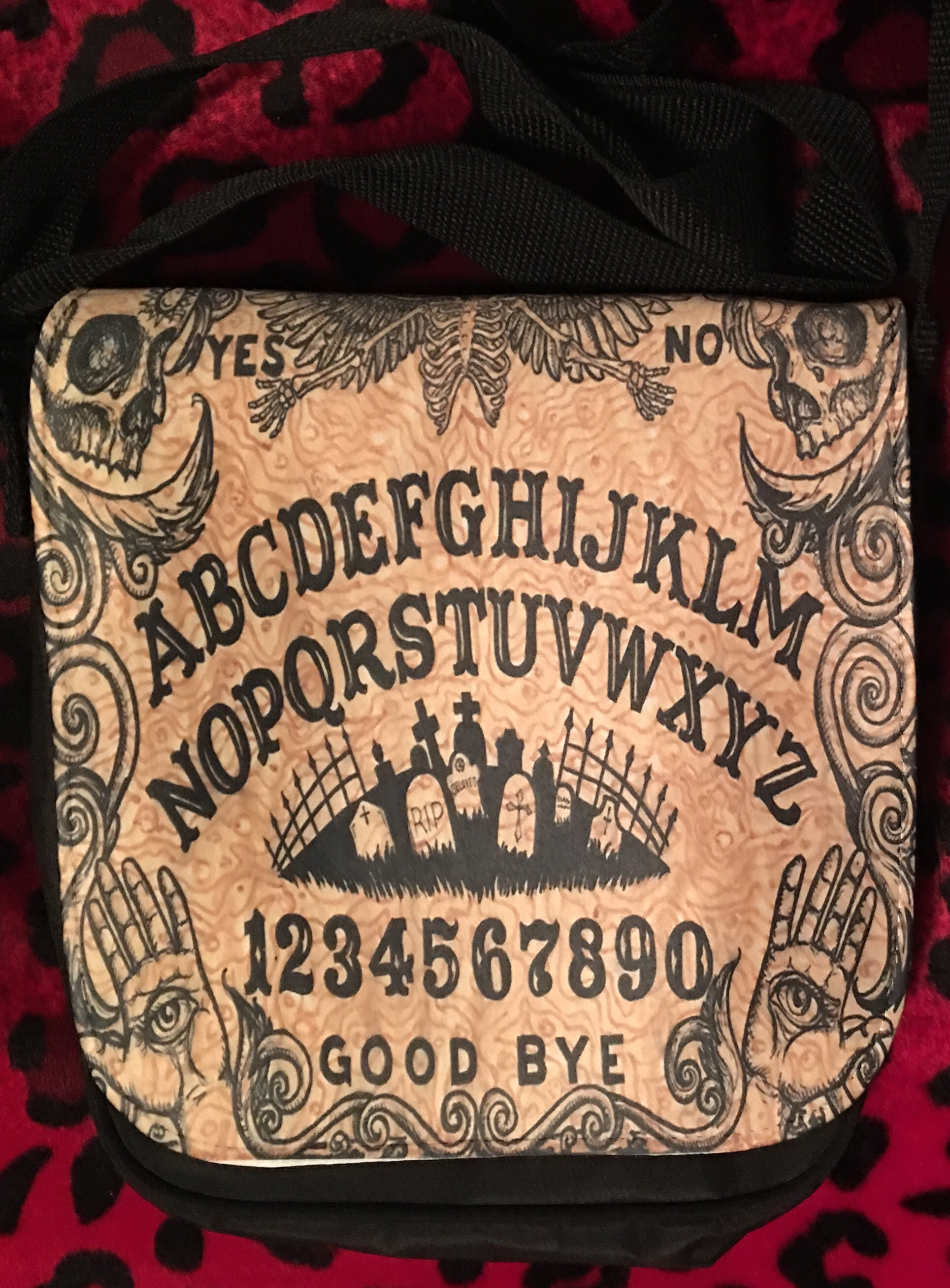Ouija Board Small Bag