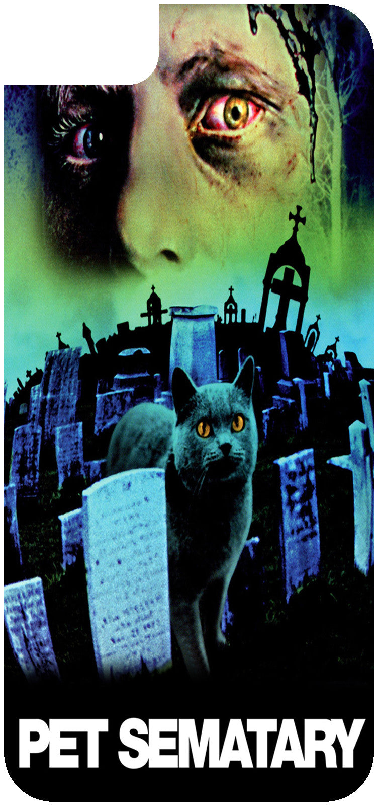 Pet Sematary iPhone 7+ Case