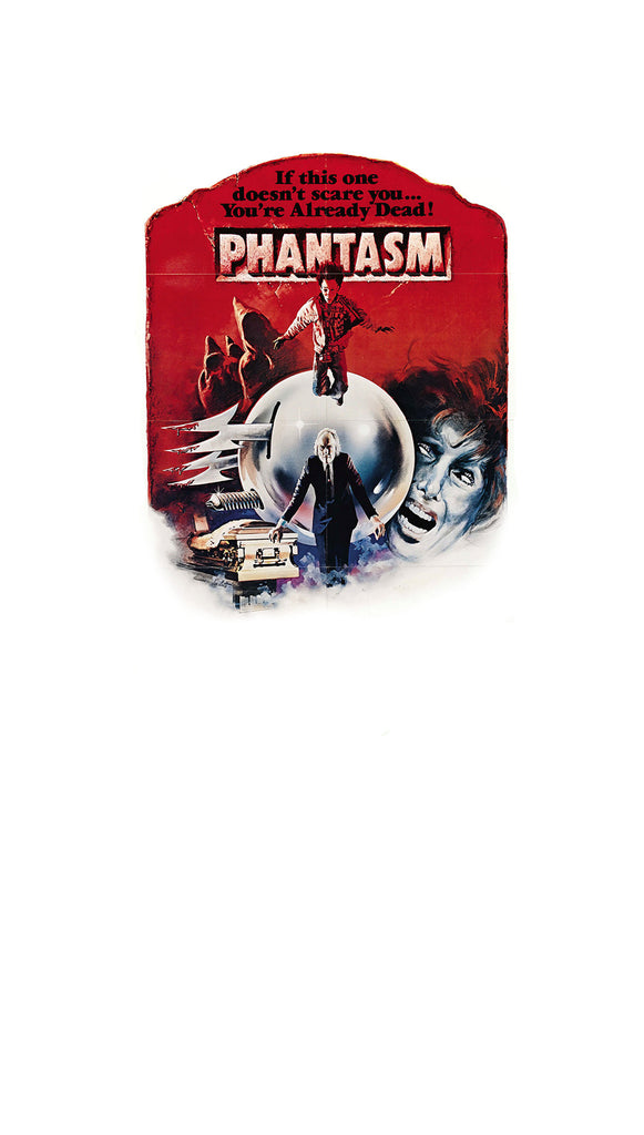 Phantasm iPhone 6+/6S+ Case