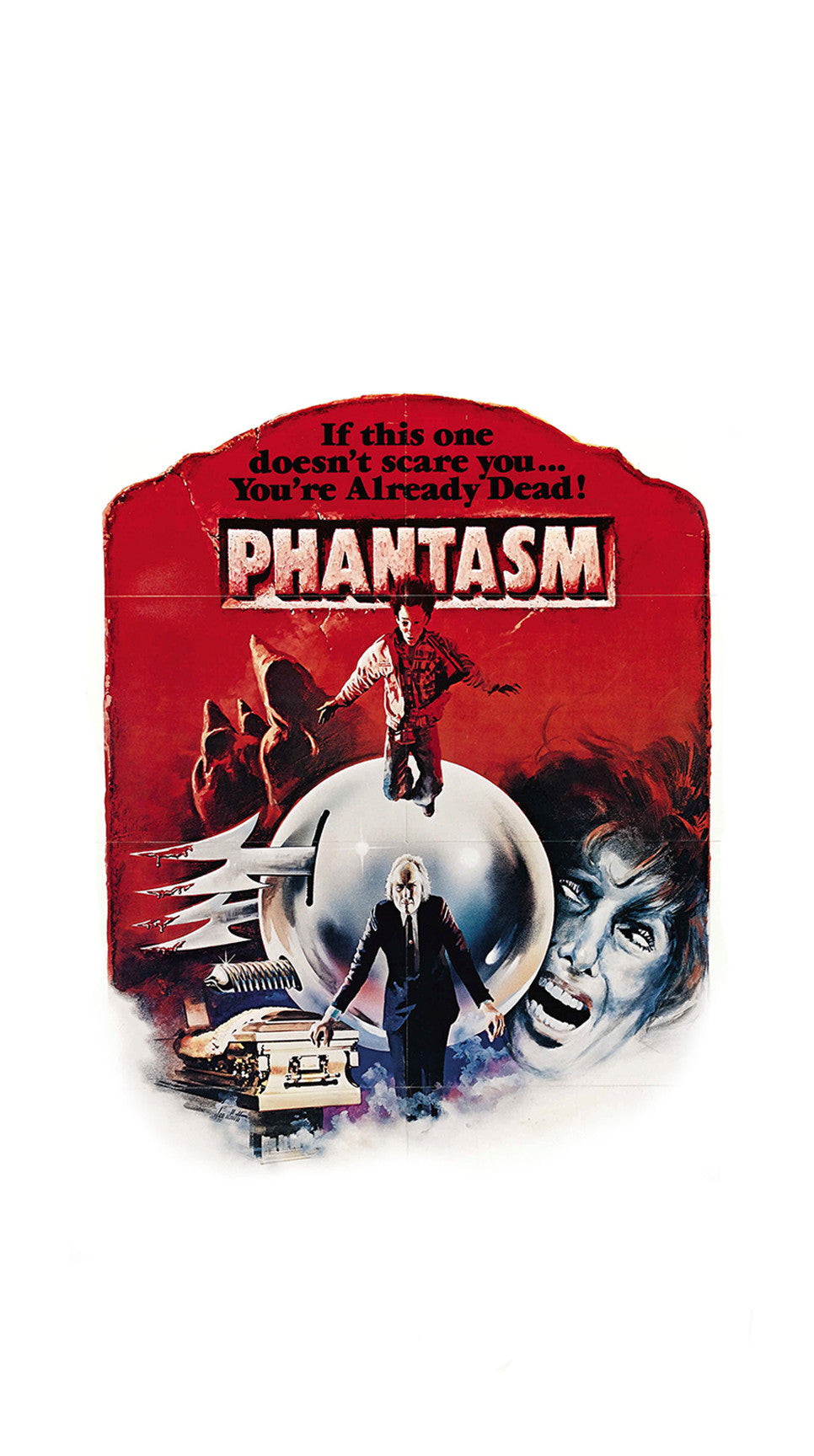 Phantasm S5 Phone Case