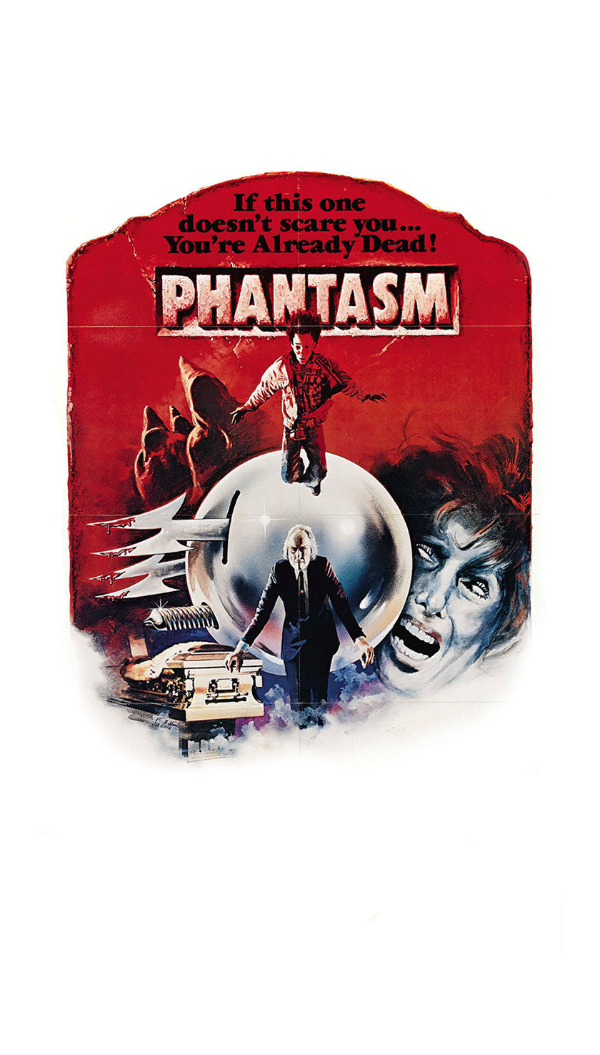 Phantasm iPhone 4/4S Case