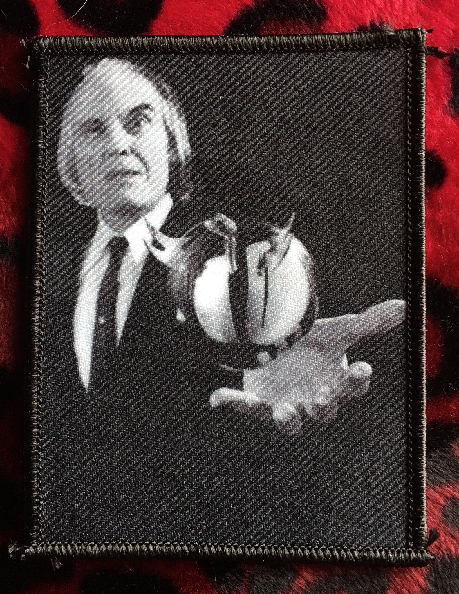 Phantasm Tall Man Patch