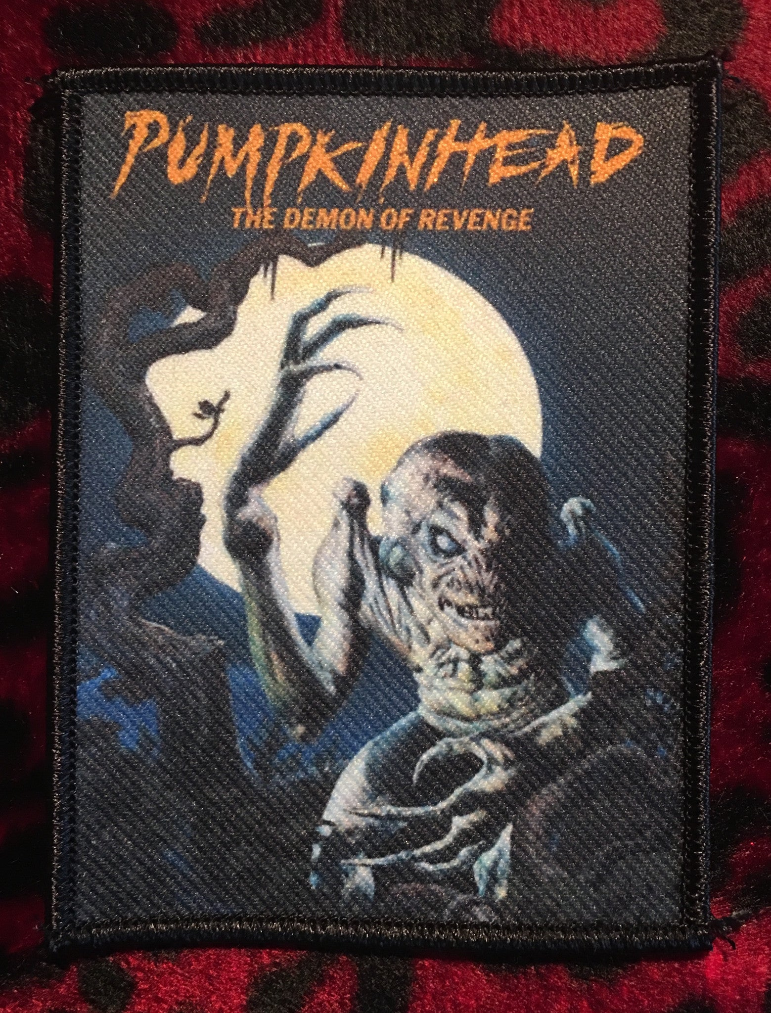 Pumpkinhead Patch