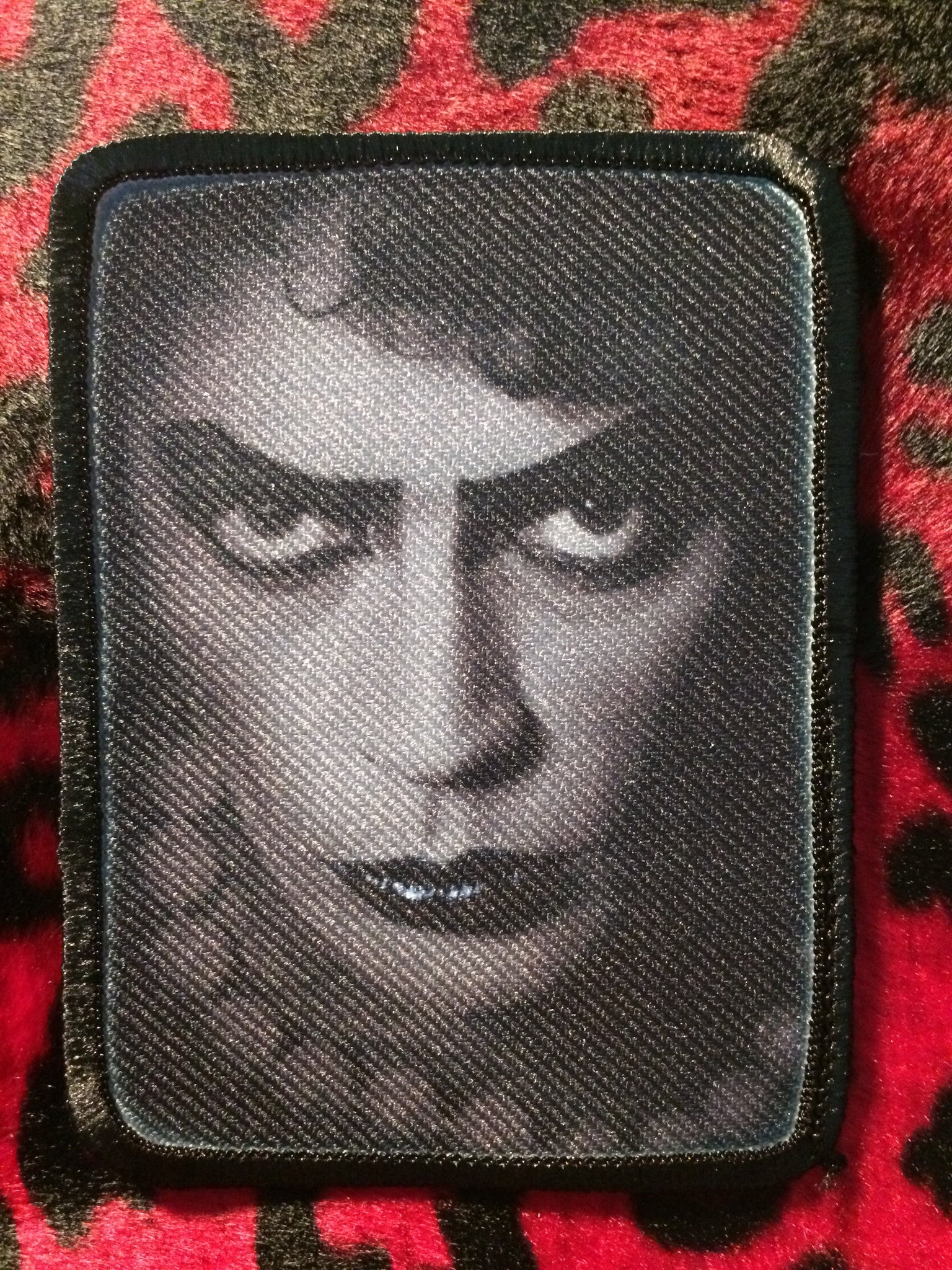 Rocky Horror Picture Show Frankenfurter Style A Patch