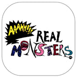 Aaahh!!! Real Monsters Coasters