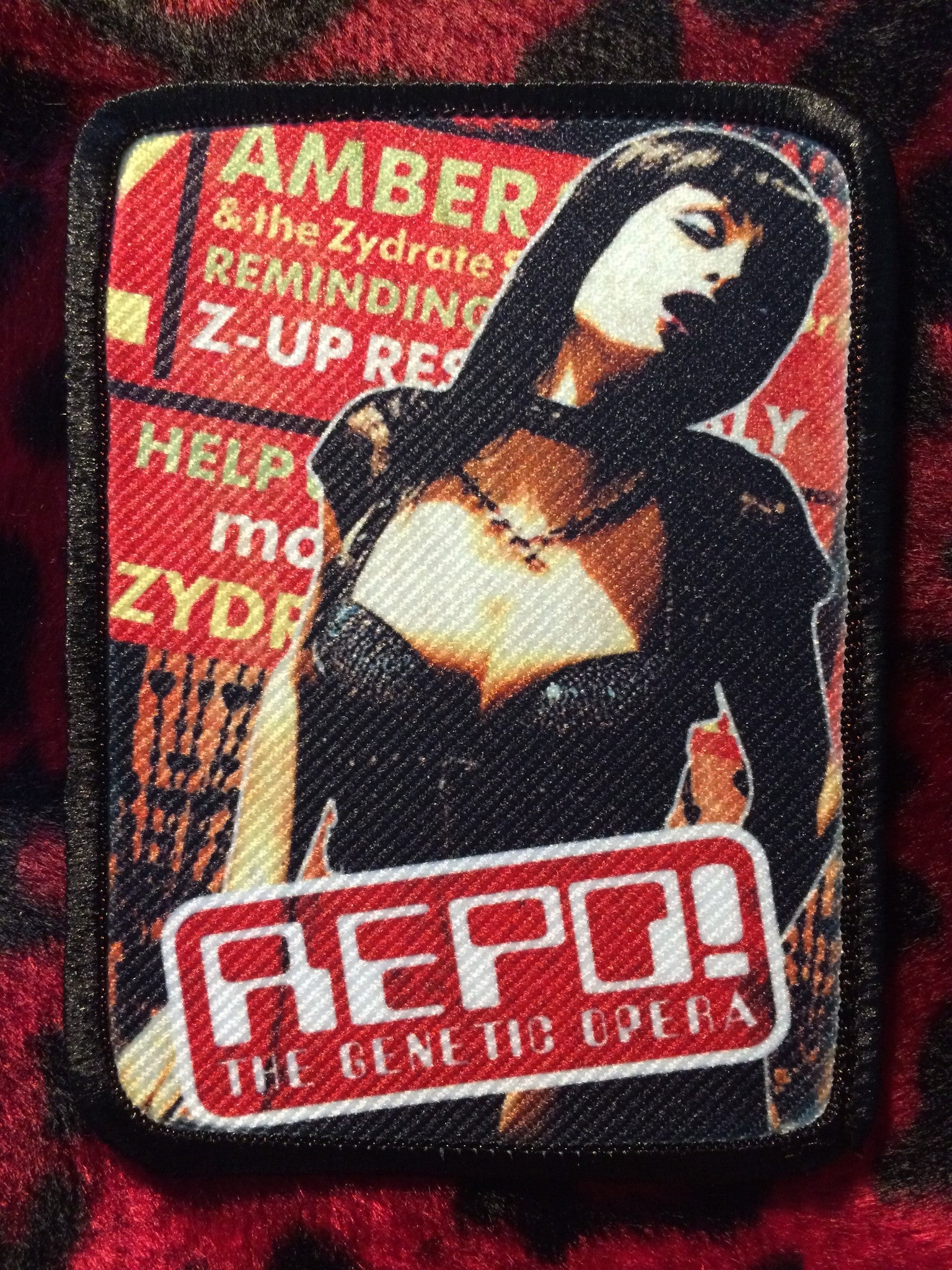 Repo! The Genetic Opera Style A Patch