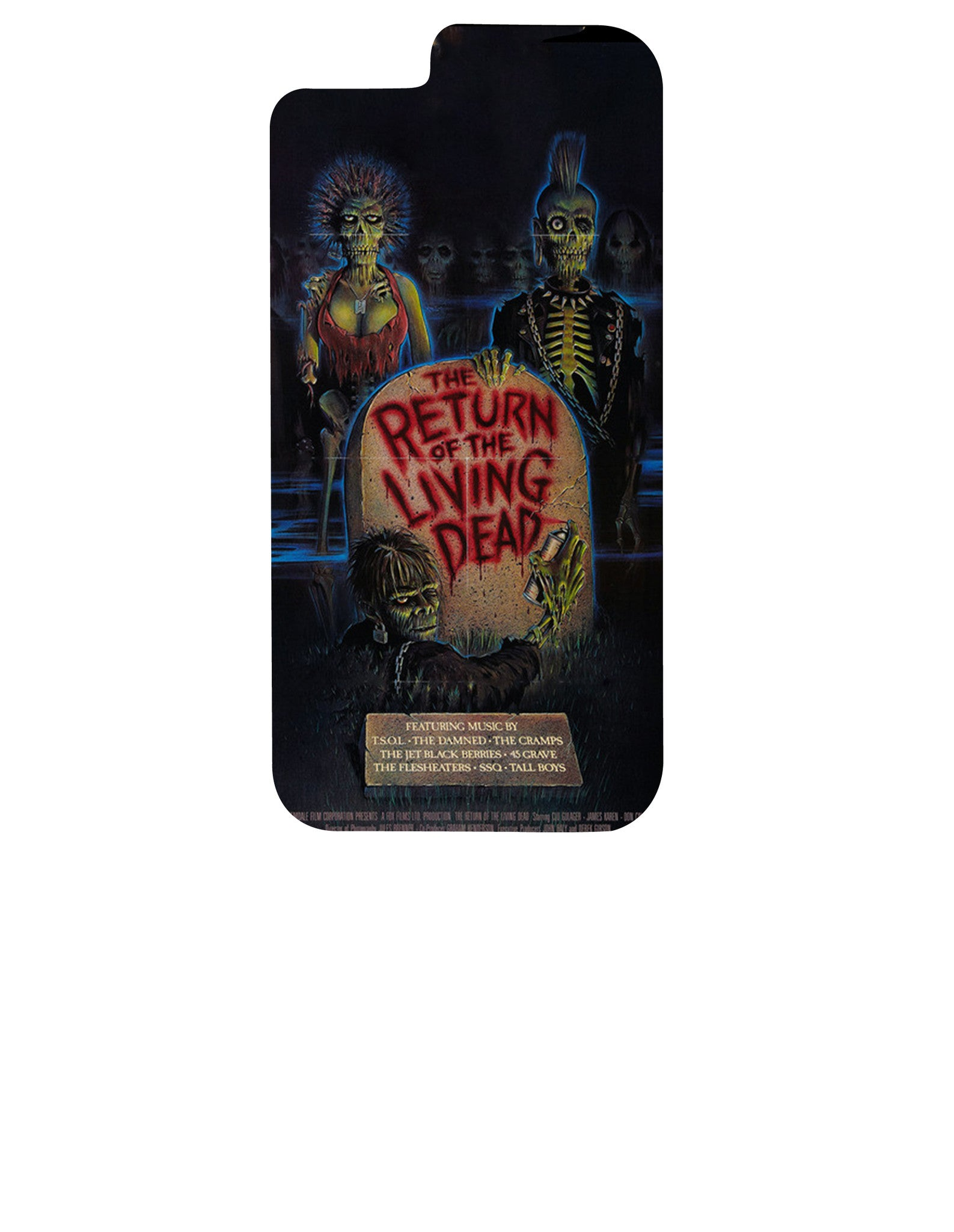 Return of the Living Dead iPhone 6/6S Case