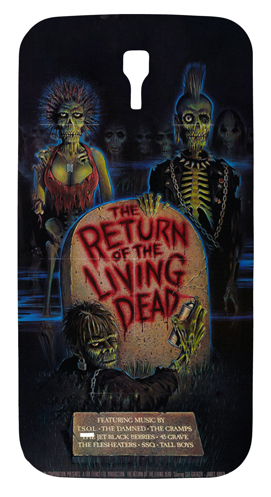 Return of the Living Dead S4 Phone Case