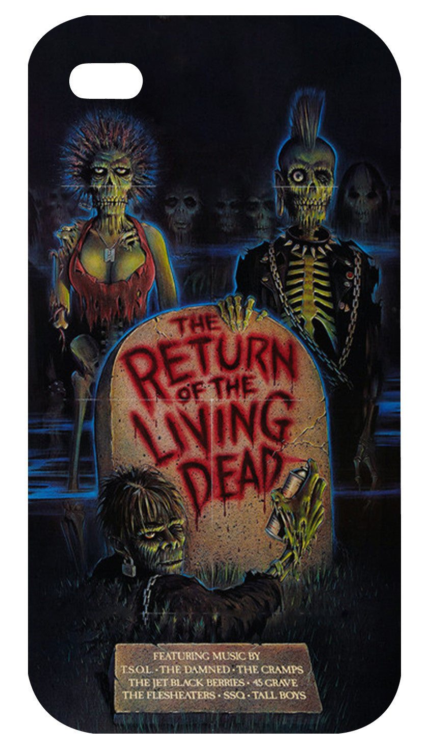 Return of the Living Dead iPhone 4/4S Case