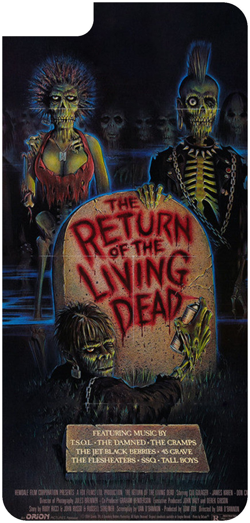 Return of the Living Dead iPhone 6+/6S+ Case