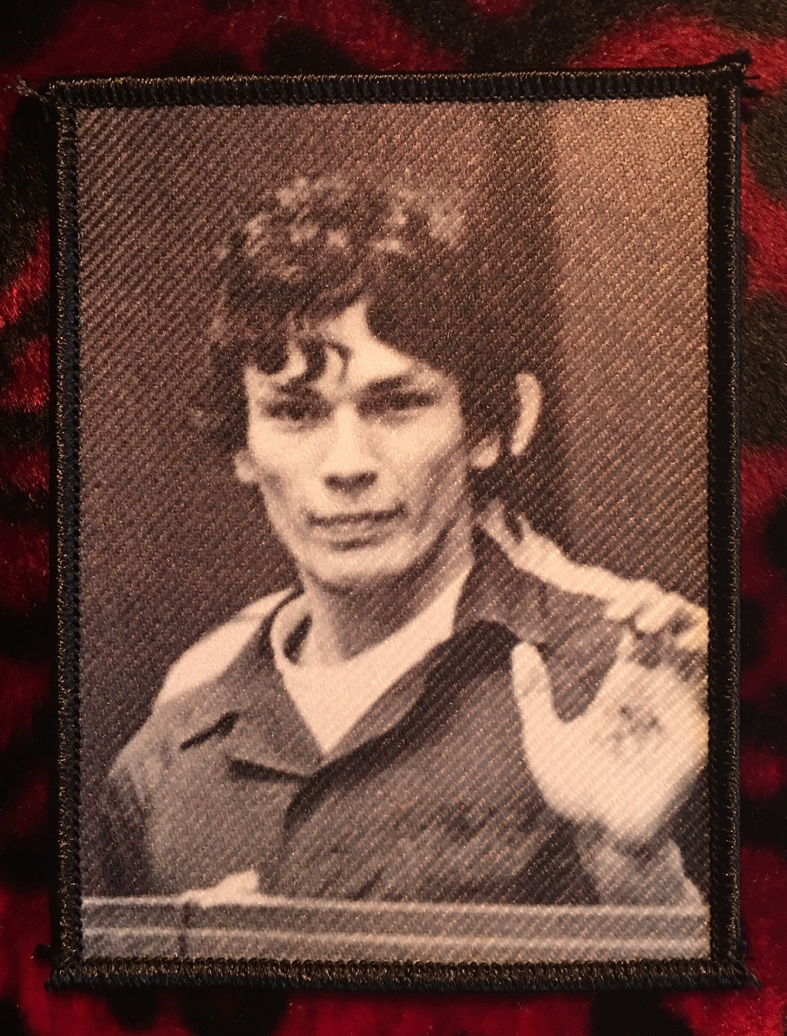 Richard Ramirez Night Stalker Patch