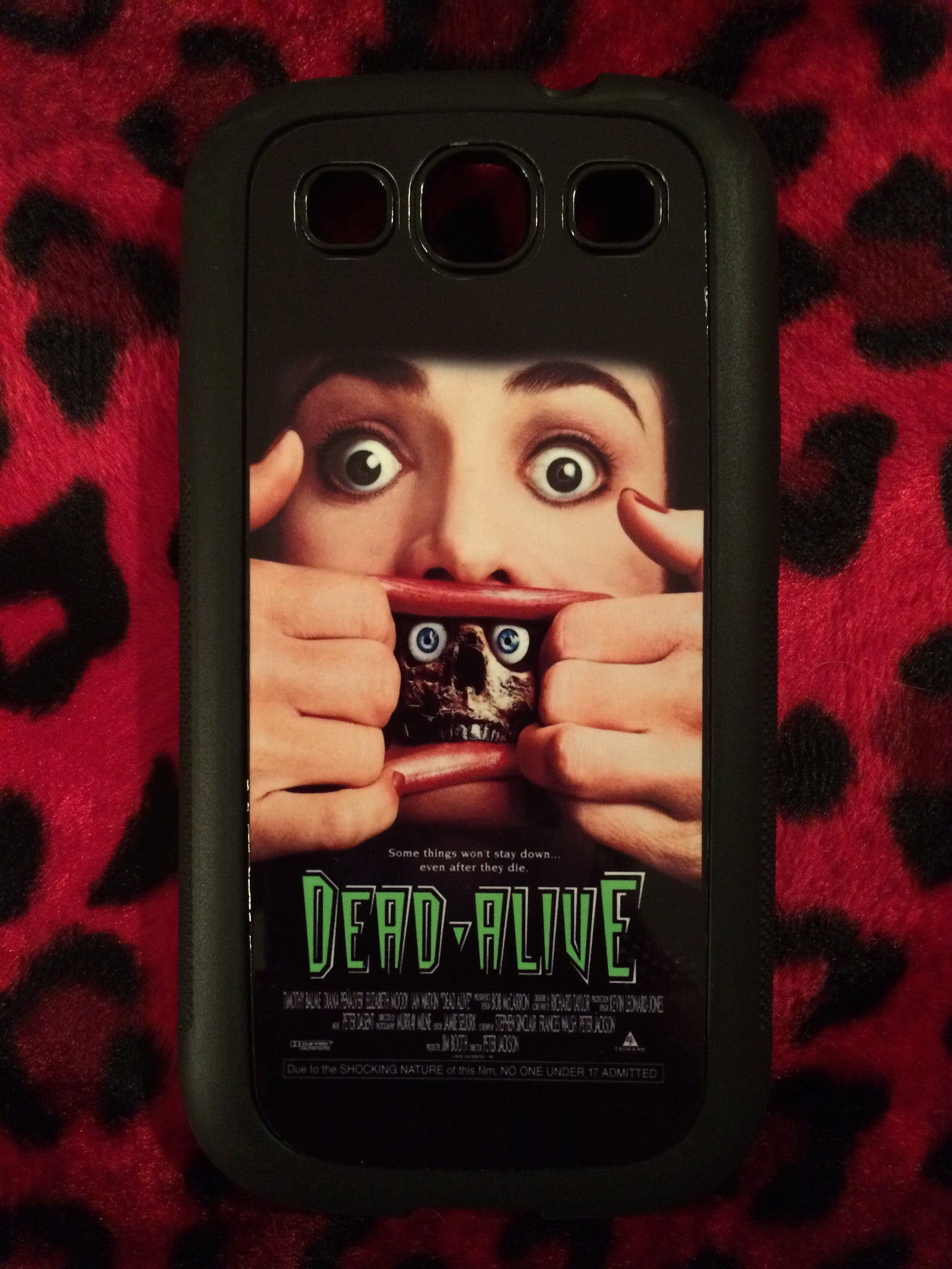 Dead Alive S3 Phone Case