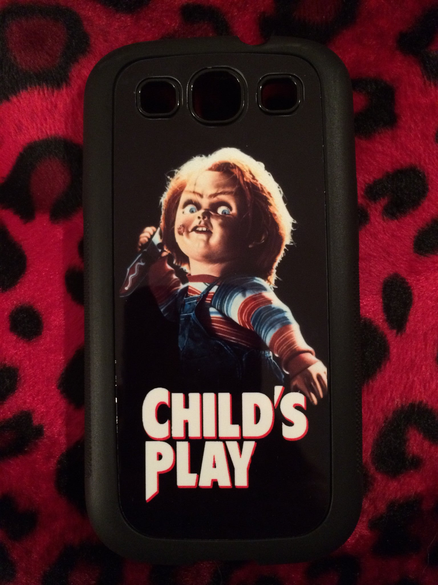 Child's Play S3 Phone Case