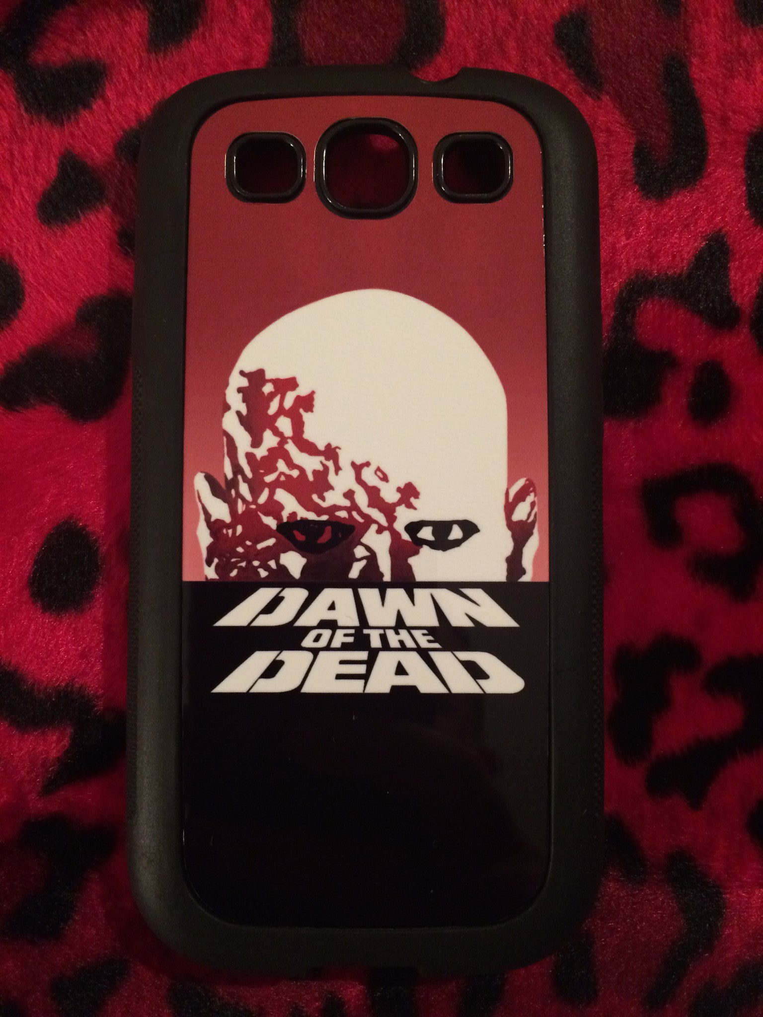 Dawn of the Dead Style A S3 Phone Case