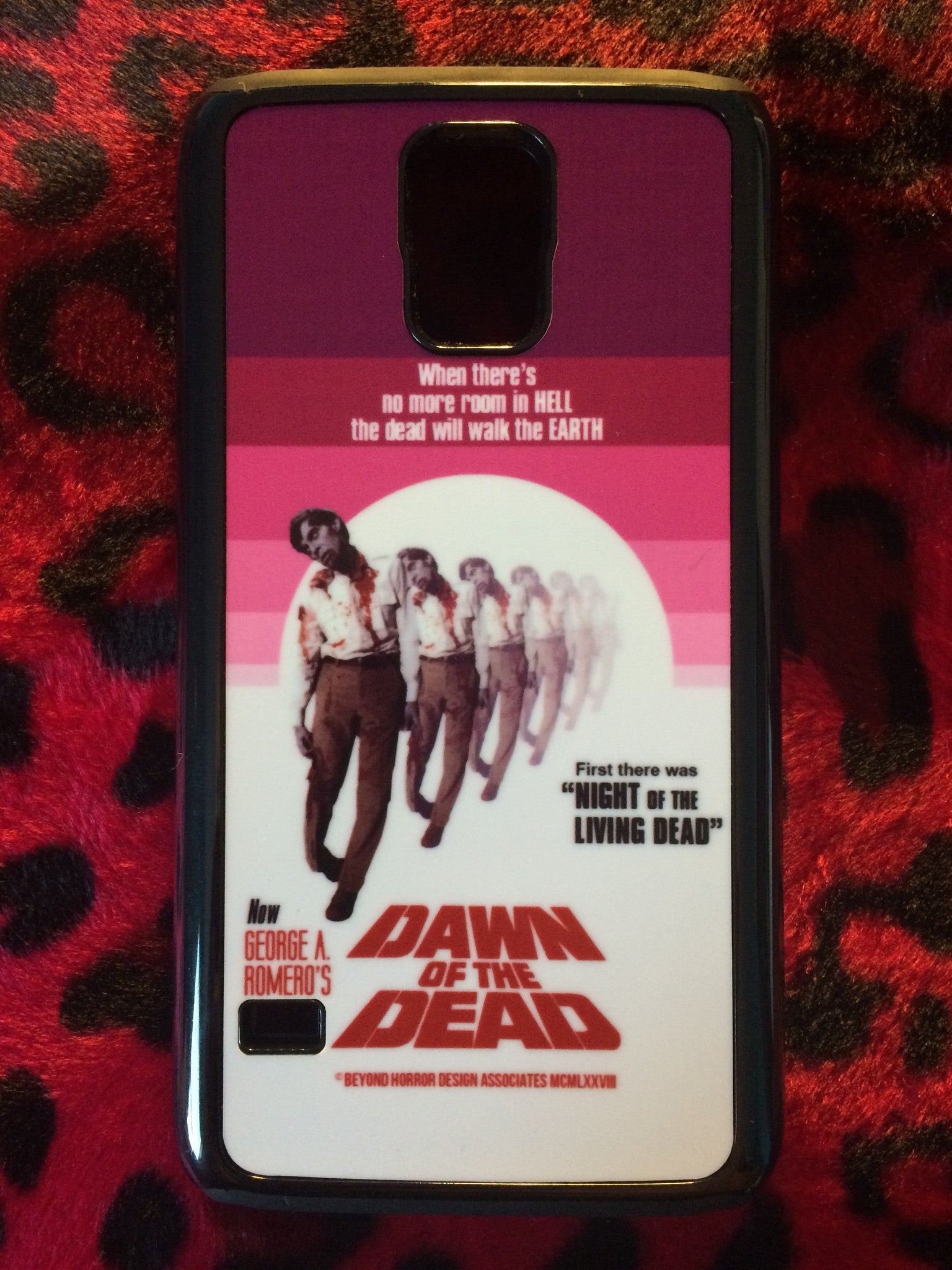 Dawn of the Dead Style B S5 Phone Case